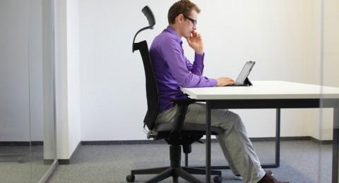 حل جديد لآلام الجلوس لساعات طويلة
