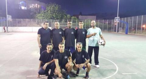 انطلاق دوري كرة القدم الرمضاني بالشبلي