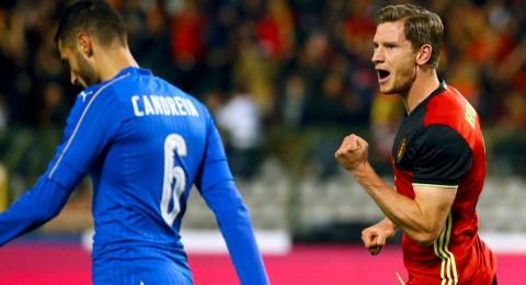 يورو 2016: قمة مرتقبة بين إيطاليا وبلجيكا