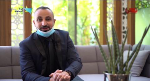الشاب خالد زعبي: بالالتزام نحمي عائلاتنا وأحبتنا