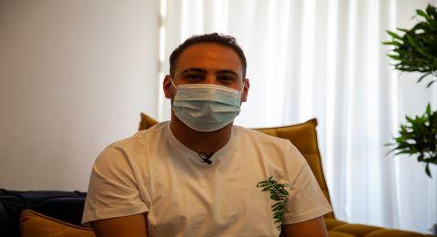 حافظ محروم: مهم الالتزام بتعليمات الوقاية من كورونا وخاصة بالأعراس