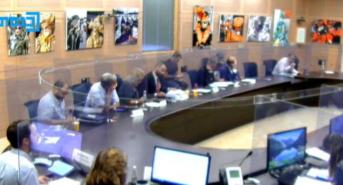 مباشر من الكنيست: جلسة هامة في لجنة التربية والثقافة
