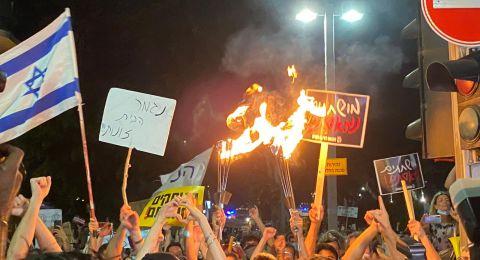 إسرائيل: مظاهرتان مناهضتان لسياسة الحكومة الإسرائيلية