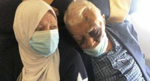 فاجعة الكورونا في لبنان وصورة مؤلمة: الزوج توفي بالطائرة وزوجته بعد أن وصلت لبنان!