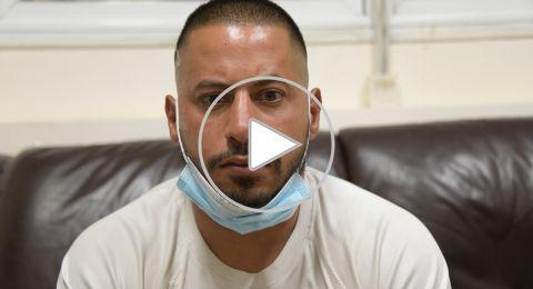 الشرطة: هذا الشاب - محمد شلبي من اكسال، هو المشتبه بالاعتداء على طفلة في طبريا