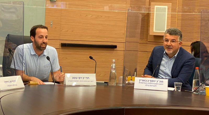 بمبادرة النائب جبارين: الكنيست تبحث بالفروقات بين العرب واليهود في امتحانات بيزا الدولية