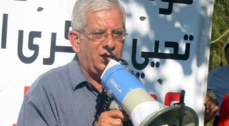 بلدية الناصرة تنعي نائب رئيس البلدية الأسبق أديب أبو رحمون