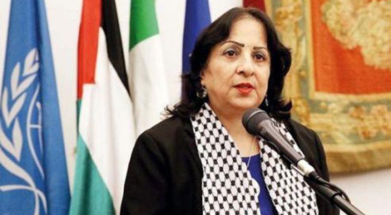 وزيرة الصحة الفلسطينية: تسجيل 100 اصابة في الضفة والقدس