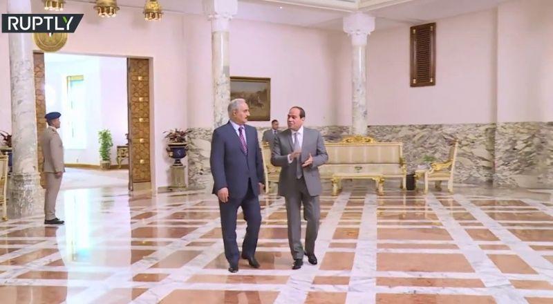 مجلس النواب الليبي يطالب مصر بالتدخل عسكريّاً