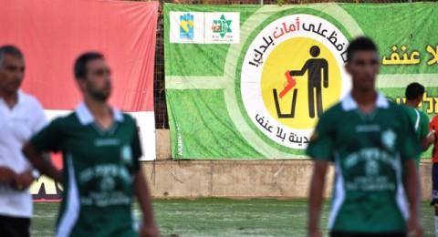 الاخاء النصراوي يفتتح الموسم بفوز (2-0) على نتسيرت عليت