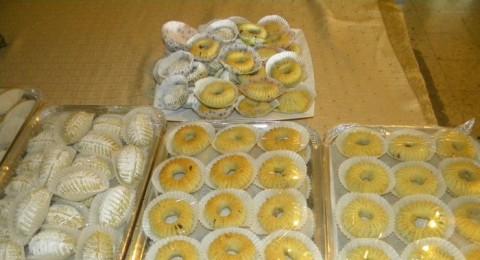 اسهل طريقة لعمل كعك العيد