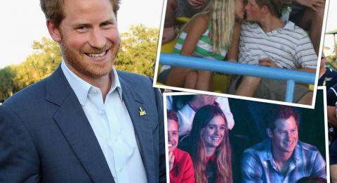 كيت ميدلتون السبب في إنفصال الأمير هاري عن حبيبته السابقة!!