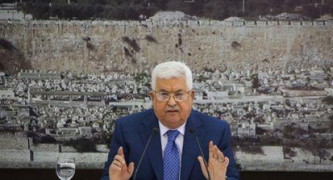 عباس يتوعد بـ