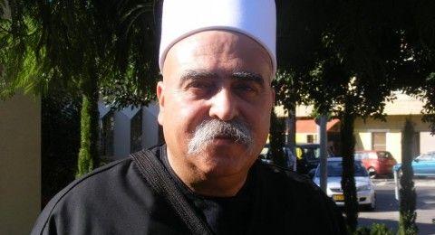 الشيخ موقف طريف يعلن الغاء مظاهر البهجة والفرحة بعيد الاضحى المبارك