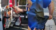 إصابة سائق حافلة فلسطيني بعد طعنه من قبل مستوطنين في القدس صباح اليوم