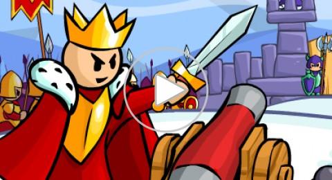 لعبة صراع الملوك لأطفال