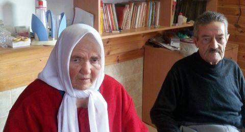 انتصار طه، ستون عامًا من العطاء .. أول امرأة حملت العلم الأحمر في أول أيار بالناصرة