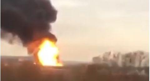 انفجار ضخم في جامعة ليون شرق فرنسا
