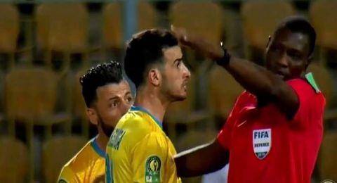 إيقاف مباراة الإفريقي والإسماعيلي بعد حدوث أعمال شغب