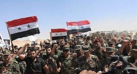 الجيش السوري ينشر تعزيزات في الشمال الغربي لمدينة منبج