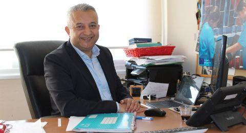 المدير العام لجمعية الجليل السيد بكر عواودة ينهي عمله في جمعية الجليل مع بداية شهر اذار