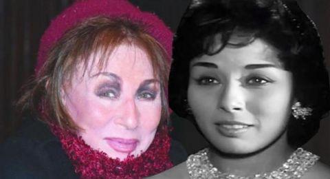 في الـ83 من عمرها لبنى عبد العزيز تتحدّى الزمن