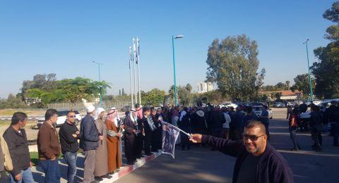الحزب الديمقراطي العربي يدعو للمشاركة في الوقفة التضامنية مع الشيخ صياح ابو مديغم