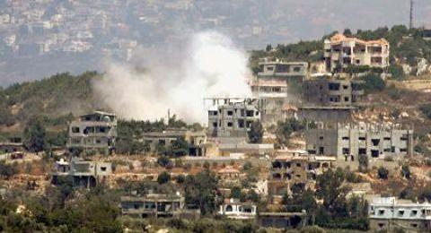 شخص يعبر الجدار نحو لبنان، وحزب الله يبحث عنه في عيتا الشعب
