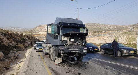 مصرع شابة وإصابة آخر بحادث طرق قرب القدس