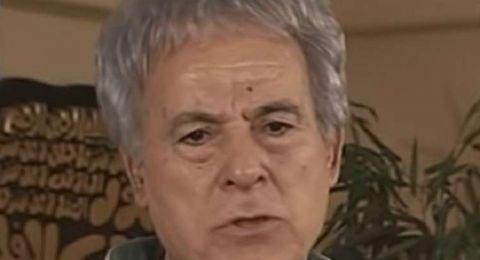 الموت يغيب الممثل المصري سعيد عبد الغني