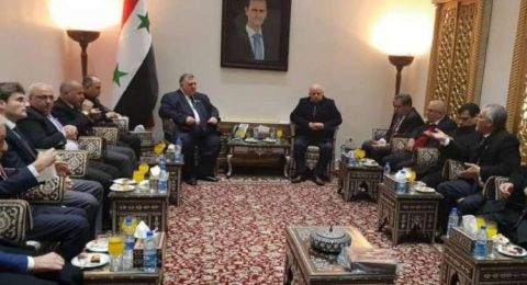 لجنة أردنية سورية لتسهيل مشاركة المقاولين الأردنيين بإعادة الإعمار