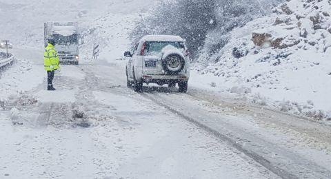 منخض جوي شديد اليوم  وتوقعات بتساقط الثلوج.. وتحذيرات للسائقين