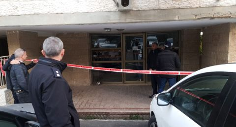 القدس: العثور على جثة رجل وامراة مع علامات عنف