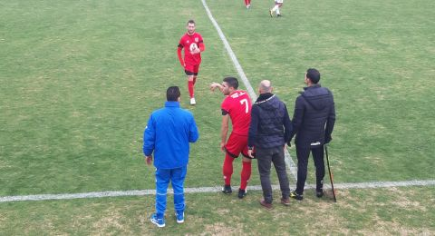 حدث تاريخي: نادي الوحده كفرقاسم يقصي هبوعيل كريات شمونه ويتأهل للربع نهائي