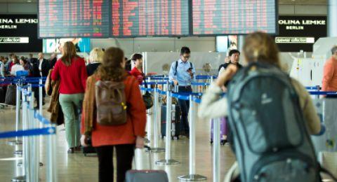 2018: زيادة 12% في عدد المسافرين الإسرائيليين إلى الخارج