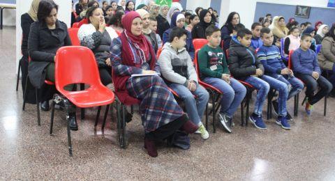 المدرسة الإعدادية (أ) يافة الناصرة تستقبل وتحتضن أهالي وطلاب السوادس