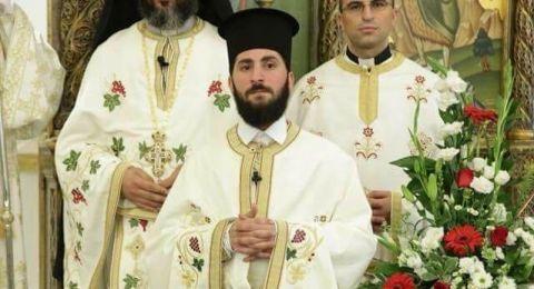 بعد لقاء رئيسة بلديّة حيفا...الأب مكاريوس جريس لـبكرا: لا يضيع حق وراءه مطالب