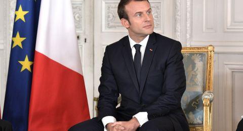 ماكرون يؤكد إبقاء القوات الفرنسية في سوريا والعراق هذا العام