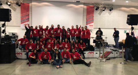 رغم التقييدات :الجبهة الطلابية في جامعة حيفا تستضيف تامر نفار !