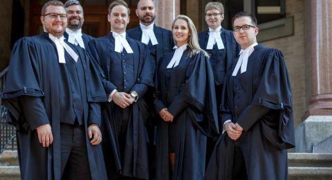 جمهور المحامين يبارك تخفيض علامة النجاح بإمتحان المحاماة