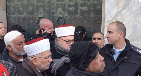 الحركة لتعديل قانون القومية تنظم اليوم وقفة احتجاجية قرب مقر وزيرة القضاء