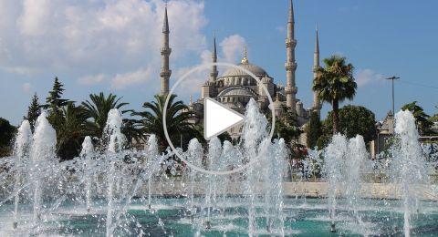 لشهر عسل خيالي... لا تفوّتي هذه النشاطات في اسطنبول!