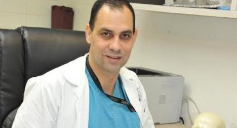 نجاح اول عملية في العالم لمريض عربي في