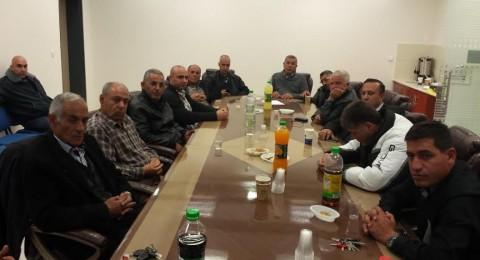 إضراب في مجلس طلعة عارة بعد الاعتداء على موظفيه