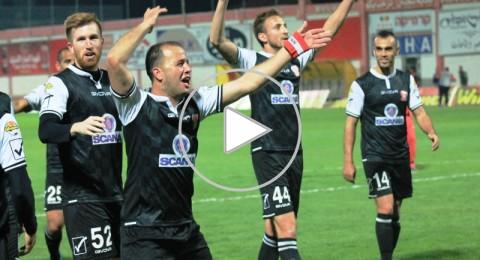 ليالي ملاح تسود المجتمع العربي بعد الفوز على بيتار (2-0)