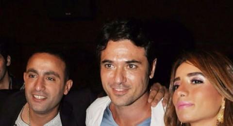 السقا لأحمد عز: ظننت أزمتك مع زينة كذبة نيسان أو إعلان دعائي لفيلم جديد