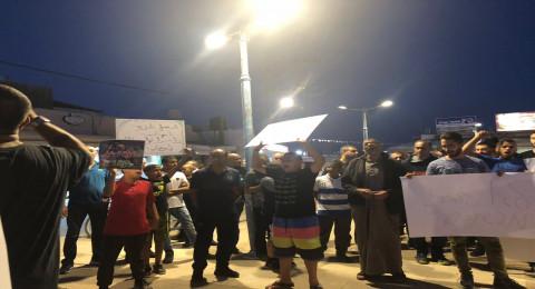 اللد: وقفة احتجاجية ضد المجزرة الإسرائيلية في غزة