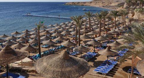 السياحة المصرية تبعث رسالة قوية من شرم الشيخ للمشككين في الاستقرار