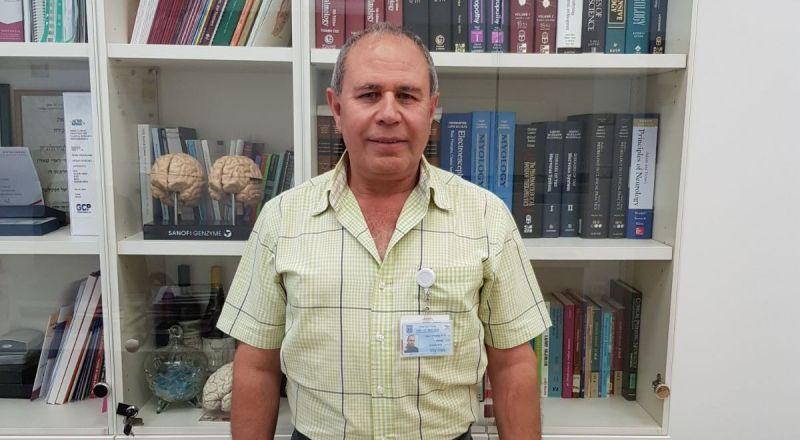 د. راضي شاهين: بإمكان مرضى التصلب المتعدد عيش حياتهم بشكل طبيعي ان حصلوا على العلاج المناسب