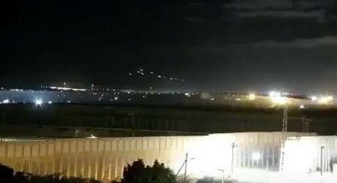 قصف اسرائيلي على قطاع غزة .. والمقاومة ترد بالمدفع الرشاش